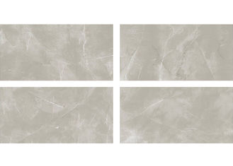 China Light Grey Glazed Porcelain Floor Tile Imitate To Natural Stone Clear And Vivid factory