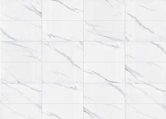 China Calacatta Rectangular Kitchen Floor Tiles Matt Surface Clear And Vivid factory