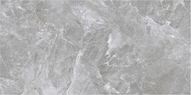 750 x 1500 MM Glazed Porcelain Floor Tile Grey Gloss Porcelain Floor Tiles