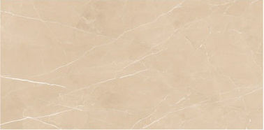 China Brow Commercial Rectangular Ceramic Floor Tile Wear - Resistant Antibacterial factory