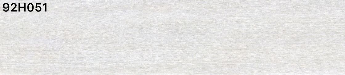 Light Grey Porcelain Wood Tile  For Office Environmental Protection supplier